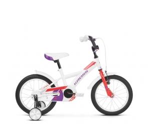 Rower Dziecięcy Kross Mini 3.0 - biały/czerwony/fi