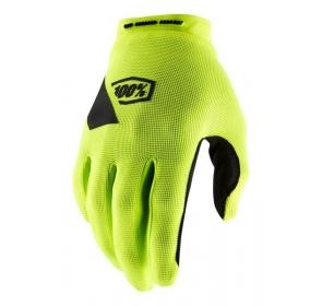 Rękawiczki 100% RIDECAMP Glove fluo yellow