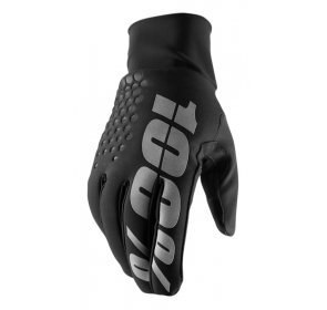 Rękawiczki 100% HYDROMATIC BRISKER Gloves black