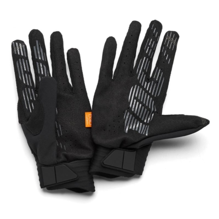 Rękawiczki 100% COGNITO Glove black charcoal