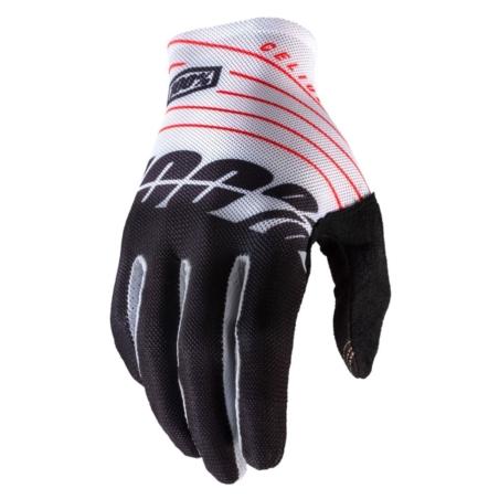 Rękawiczki 100% CELIUM Glove black white