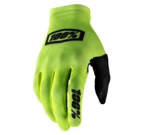 Rękawiczki 100% CELIUM Glove fluo yellow black