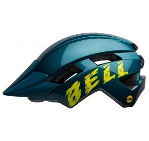 Kask dziecięcy BELL SIDETRACK II buzz gloss blue