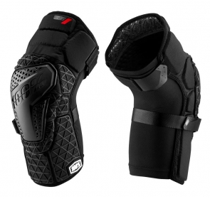 Ochraniacze na kolana 100% SURPASS Knee Guard blac