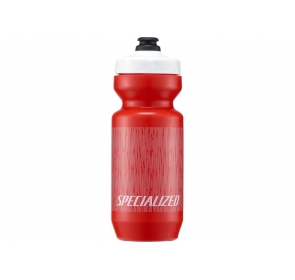 Bidon SPECIALIZED Purist MFLO 620ml - red/white