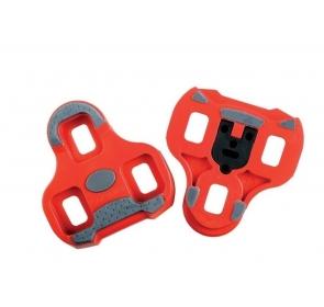 Bloki do pedałów LOOK Keo Grip - czerwone 9