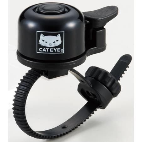 Dzwonek rowerowy CATEYE OH-1400 - czarny
