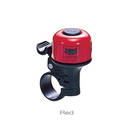 Dzwonek rowerowy CATEYE Limit Bell PB-800 - czerwony - 1