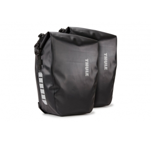 Sakwy rowerowe THULE Shield Pannier 50L - czarne