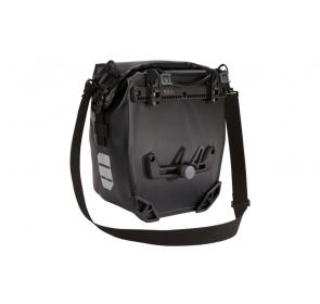 Sakwy rowerowe THULE Shield Pannier 26L - czarne