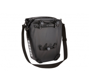 Sakwa rowerowa THULE Shield Pannier 17L - czarna