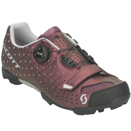Buty Rowerowe Damskie SCOTT MTB Comp Boa - pink