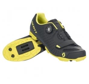 Buty Rowerowe SCOTT MTB Comp Boa - black/yellow