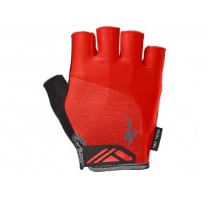 Rękawiczki SPECIALIZED BG Dual Gel SF - czerwone