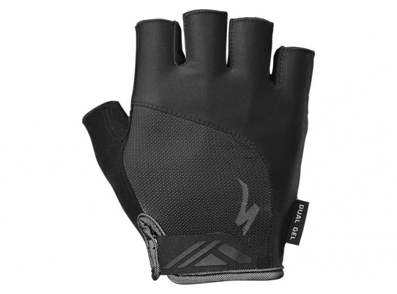 Rękawiczki SPECIALIZED BG Dual Gel SF - czarne