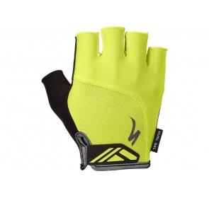 Rękawiczki SPECIALIZED BG Dual Gel SF - hyper gree