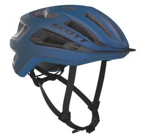 Kask rowerowy SCOTT Arx - skydive blue