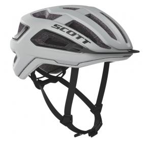 Kask rowerowy SCOTT Arx - silver/black
