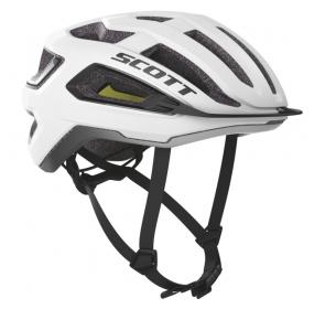 Kask rowerowy SCOTT Arx Plus - white/black