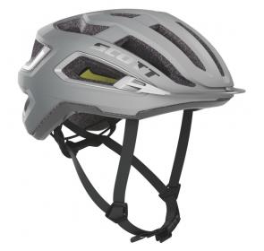 Kask rowerowy SCOTT Arx Plus - silver/reflective