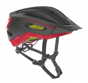 Kask rowerowy SCOTT Fuga Plus rev - grey/pink