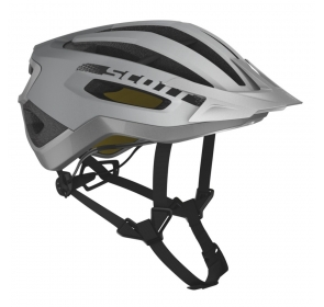 Kask rowerowy SCOTT Fuga Plus rev - silver/reflect
