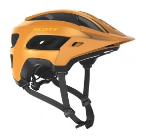 Kask rowerowy SCOTT Stego - fire orange