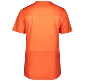 Koszulka SCOTT Trail Flow Pro - orange pumpkin