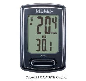 Licznik rowerowy CATEYE Wireless + CC-VT235W