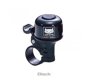 Dzwonek rowerowy CATEYE Limit Bell PB-800 czarny