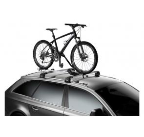 Uchwyt rowerowy na dach THULE ProRide 598 - srebrn