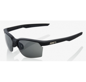 Okulary 100% SPORTCOUPE Soft Tact Black