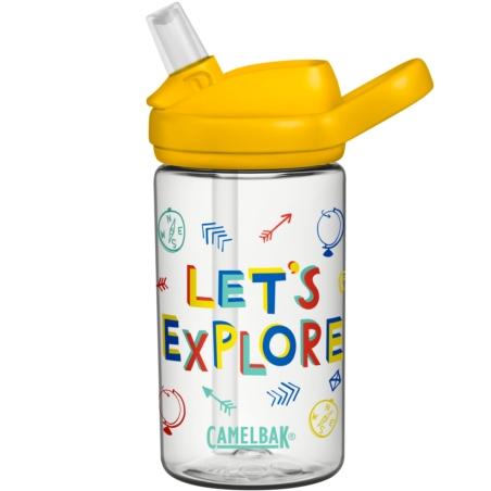 Butelka CamelBak Eddy+ Kids 400ml - explore