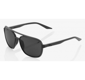 Okulary 100% KASIA Matte Black