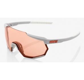 Okulary 100% RACETRAP Soft Tact Stone Grey - HiPER