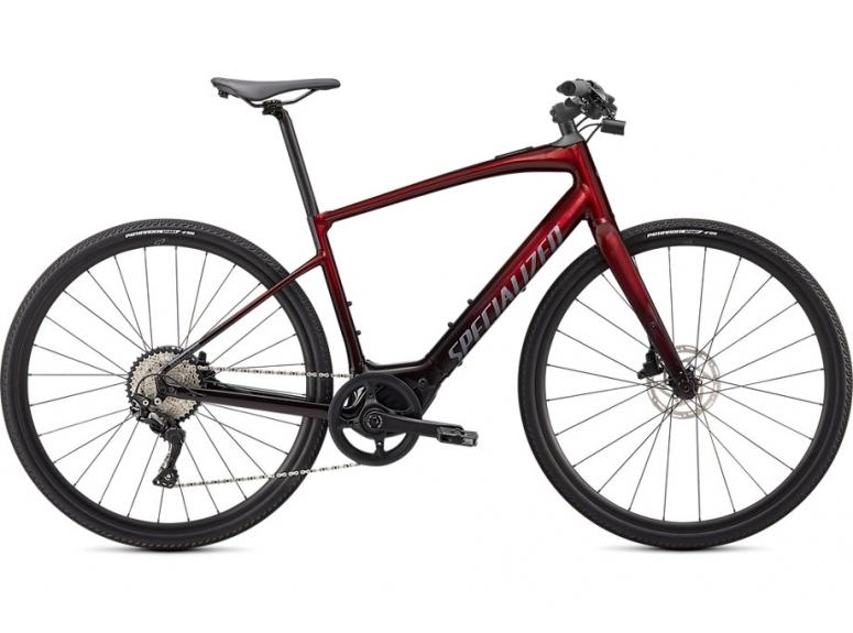 Rower Elektryczny SPECIALIZED Vado SL 4.0 - red -