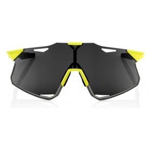 Okulary 100% HYPERCRAFT Matte Banana - Smoke Lens