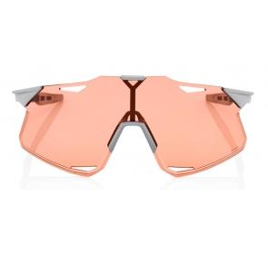 Okulary 100% HYPERCRAFT Matte Stone Grey - HiPER C