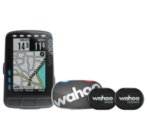 Komputer rowerowy WAHOO Element Roam GPS Bundle 2 - 1
