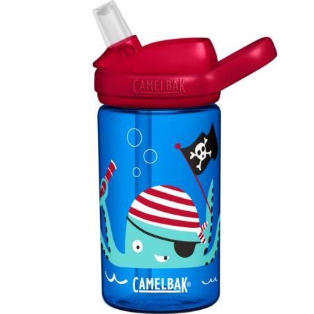 Butelka CamelBak Eddy+ Kids 400ml Limited - pirat