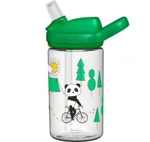 Butelka CamelBak Eddy+ Kids 400ml Limited - panda