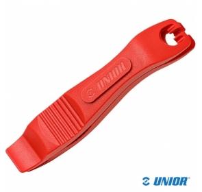 Łyżki do opon UNIOR UNR-1657 - 2szt - czerwone