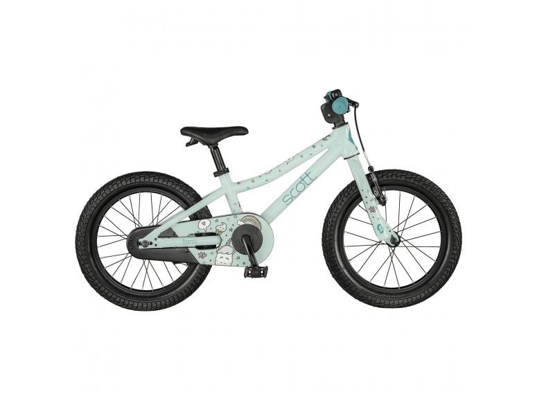 Rower Dziecięcy SCOTT Contessa 16 - 2021 - 1