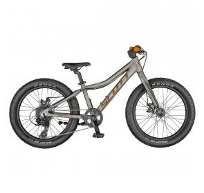 Rower Dziecięcy SCOTT Roxter 20 - raw alloy - 2021 - 1