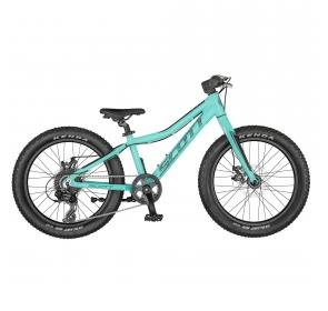 Rower Dziecięcy SCOTT Roxter 20 - teal blue - 2021 - 1