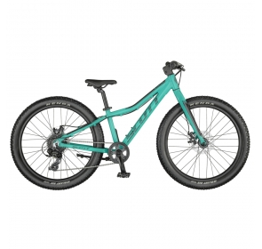 Rower Dziecięcy SCOTT Roxter 24 - teal blue - 2021