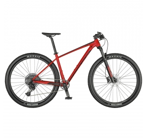 SCOTT SCALE 970 RED BIKE