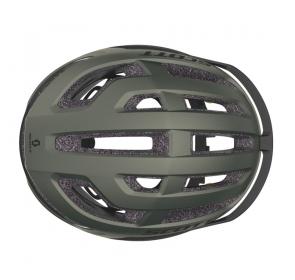 Kask rowerowy SCOTT Arx Plus - komodo green