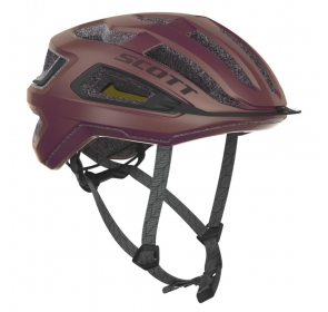 Kask rowerowy SCOTT Arx Plus - nitro purple