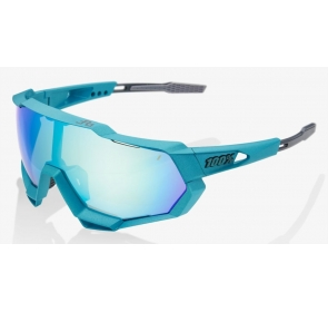 Okulary 100%SPEEDTRAP Peter Sagan LE Blue Topaz